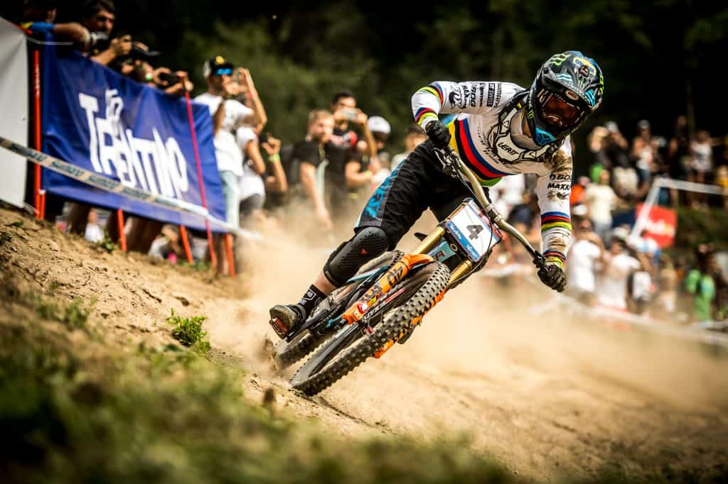 Danny Hart - UCI Downhill WC – Val di Sole