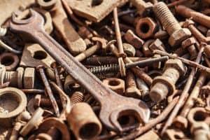 Werkzeug vor Korrosion schützen