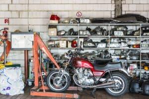 Motorradpflege - Überwinterung Motorrad