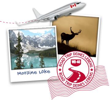 Gewinnspiel 2016 - Roadtrip Kanada - Gewinnspielende