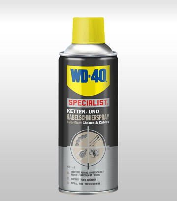 WD-40 Specialist Ketten und Kabelschmierspray MSDS