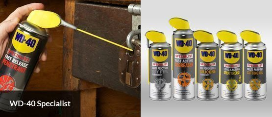 wd 40 specialist products