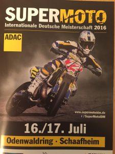 Supermoto Schaafheim - Rennbericht, Jul 2016
