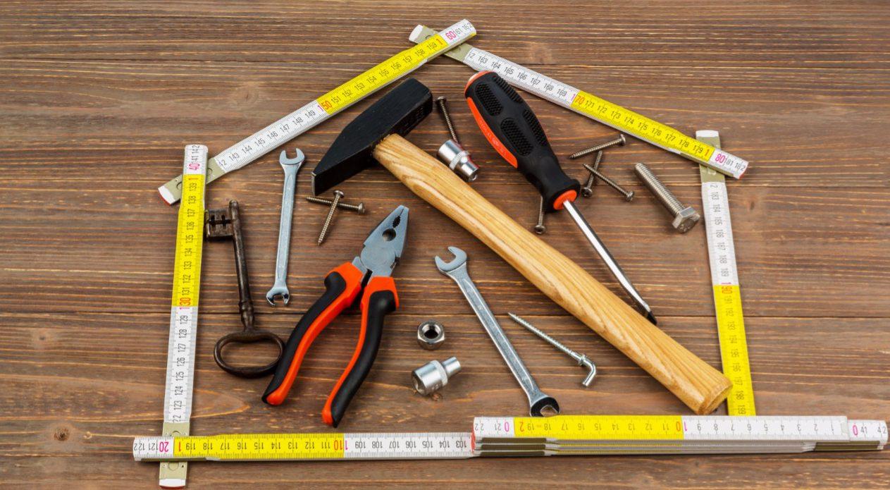 Die richtigen Vorsätze für Heimwerker! Mit WD-40 in das neue Jahr starten