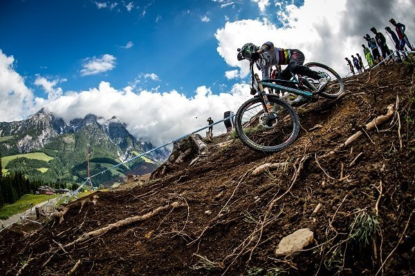 Danny Hart - UCI Downhill WC - Leogang