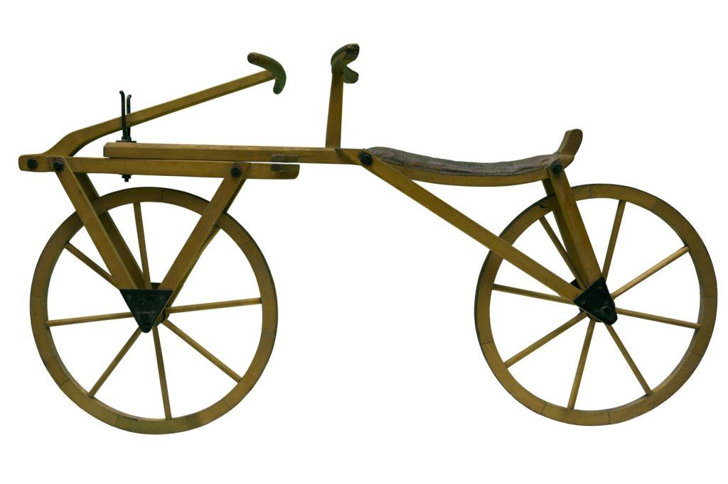 Das Fahrrad feiert seinen 200. Geburtstag!