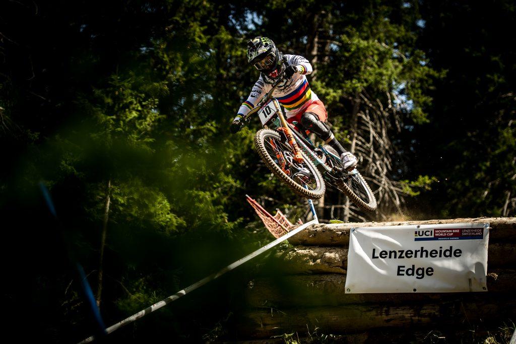 Danny Hart - UCI Downhill WC - Lenzerheide - Schweiz