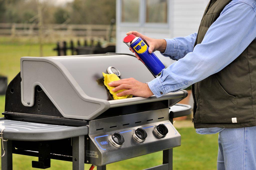 Grillsaison - Einfach den Grill reinigen!