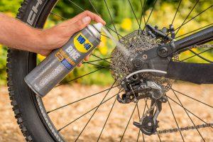 Fahrradkette reinigen - so einfach geht es