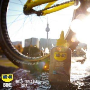 Berlin Trials Cup 04. & 05.03.2017 - mit WD-40