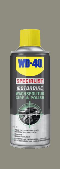 WD-40 Motorbike Wachspolitur
