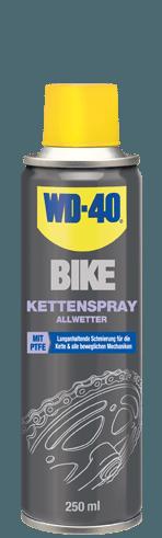 WD-40 Bike Kettenspray Allwetter