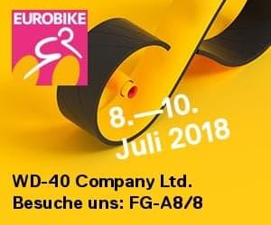 wd 40 company ltd. eurobike 2018
