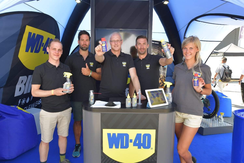 eurobike 2018 wd 40 team
