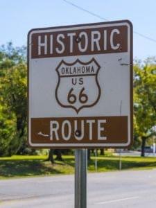 Entlang der Route 66 - Teil 3: Missouri - OKC