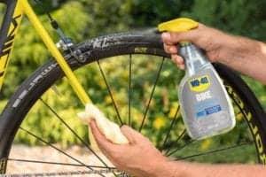 Die richtige Reinigung und Schmierung des Fahrrads