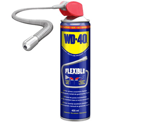 wd40 multifunktionsprodukt 400ml flexible