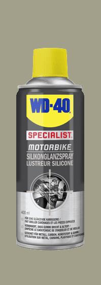motorbike silkonglanzspray lustruer silicone