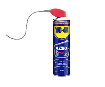 WD-40 Multifunktionsprodukt Flexible - Erreicht Unerreichbares