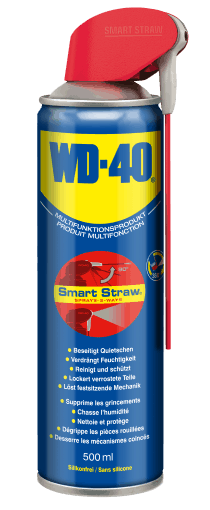 wd 40 multifunktionsprodukt smart straw 500ml