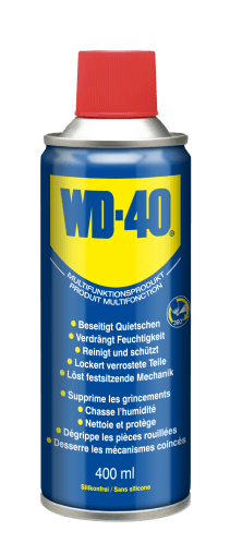 wd 40 multifunktionsprodukt 400ml classic