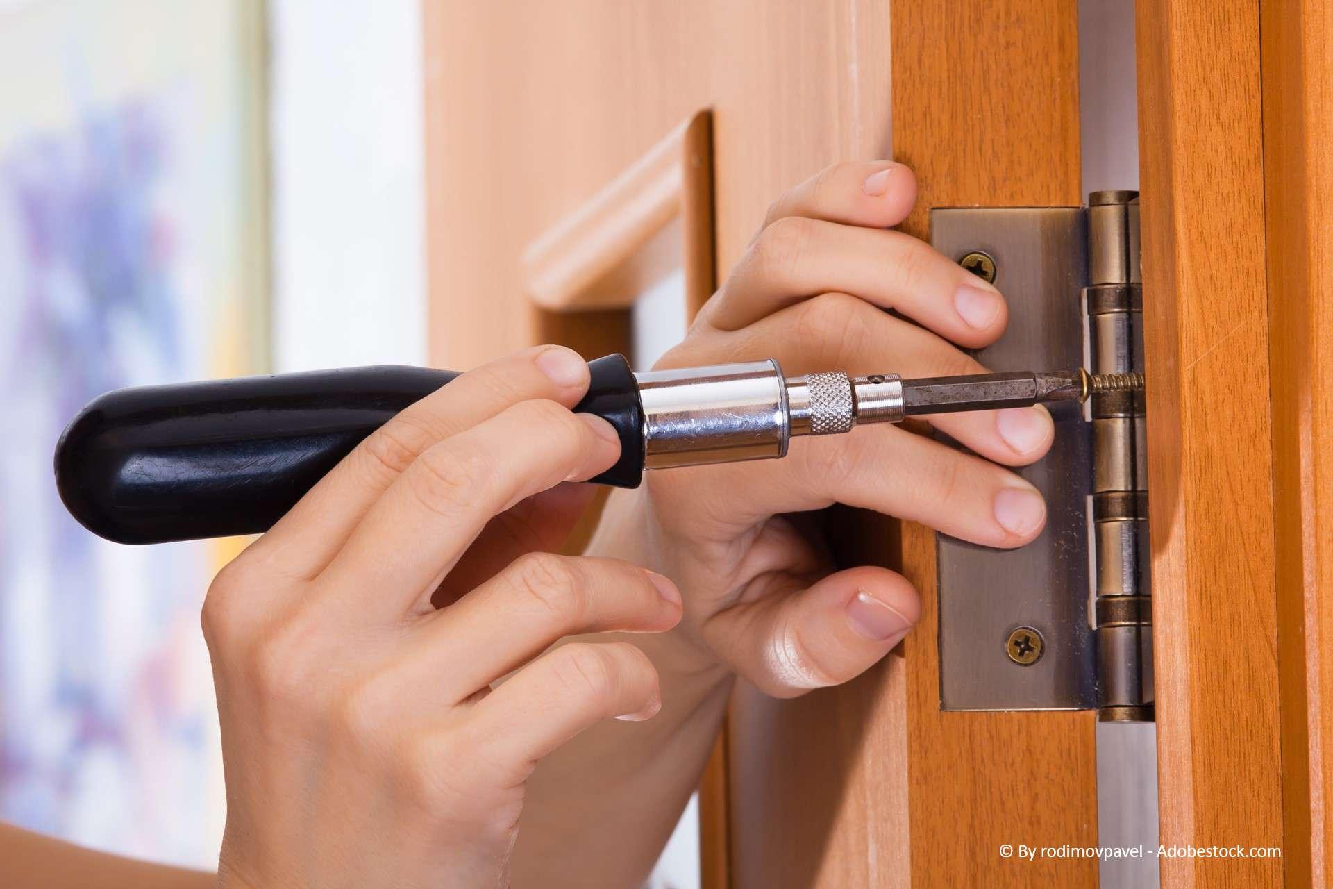 Astuce domestique - En finir enfin avec les porte qui grince