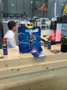 WD-40 auf der WM Werkstattmesse in Stuttgart