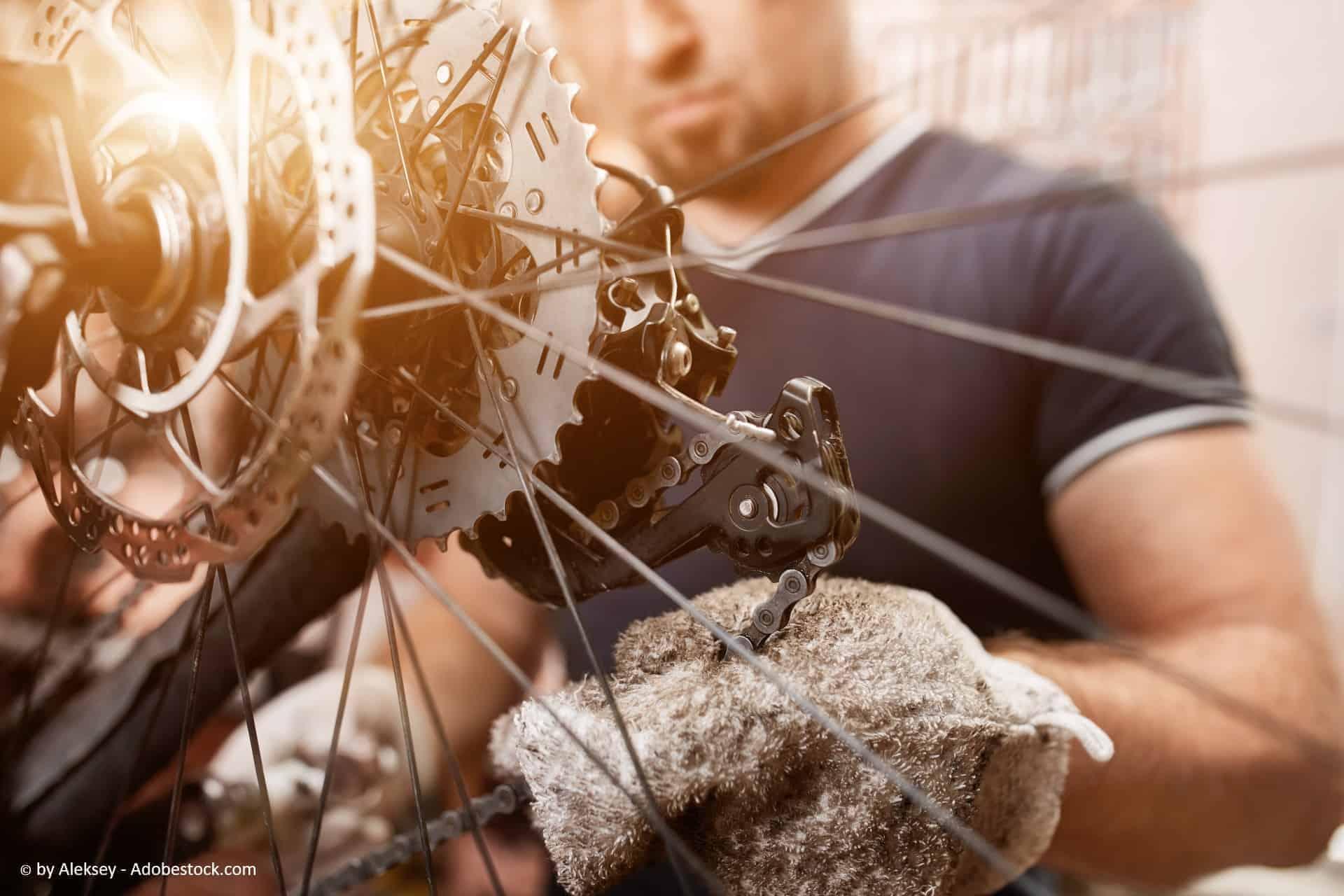 fahrradpflege - Bike Reiniger