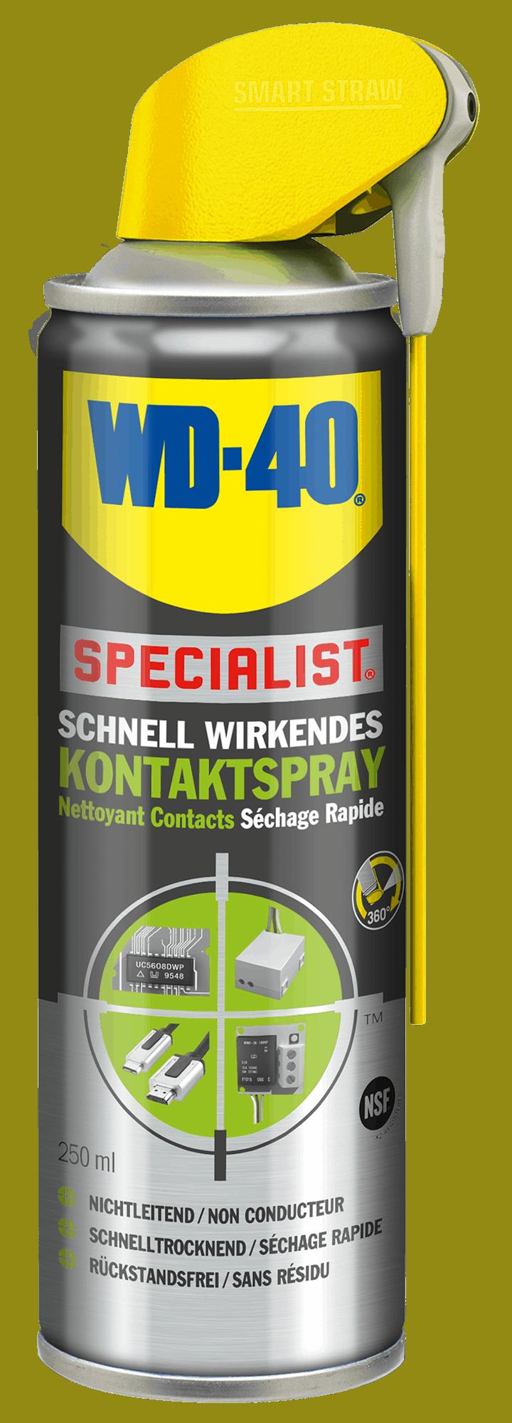 wd40 250ml specialist ptfetrockenschmierspray