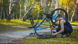 Radwechsel am Fahrrad - Ein Leitfaden