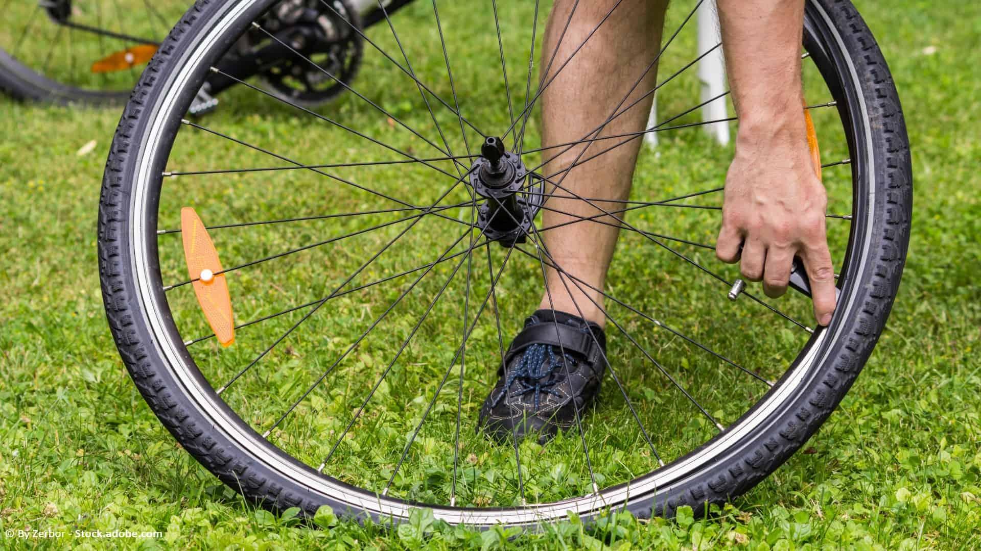 Das Problem mit dem platten Reifen – Schlauchwechsel am Fahrrad