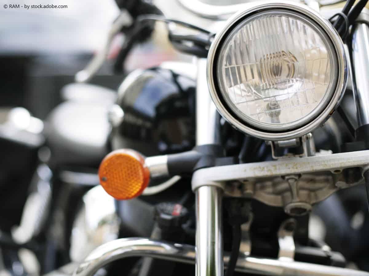 howto motorradwartung selbst durchführen licht