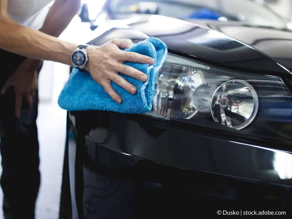 autoscheinwerfer reinigen