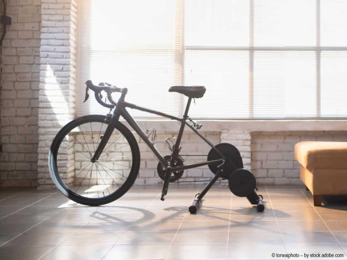 indoor bike warten zustand feststellen