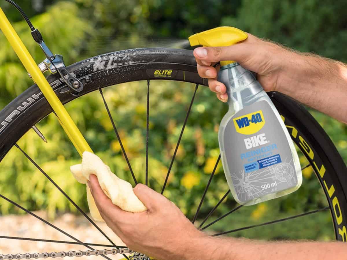 fahrrad einlagern reinigen
