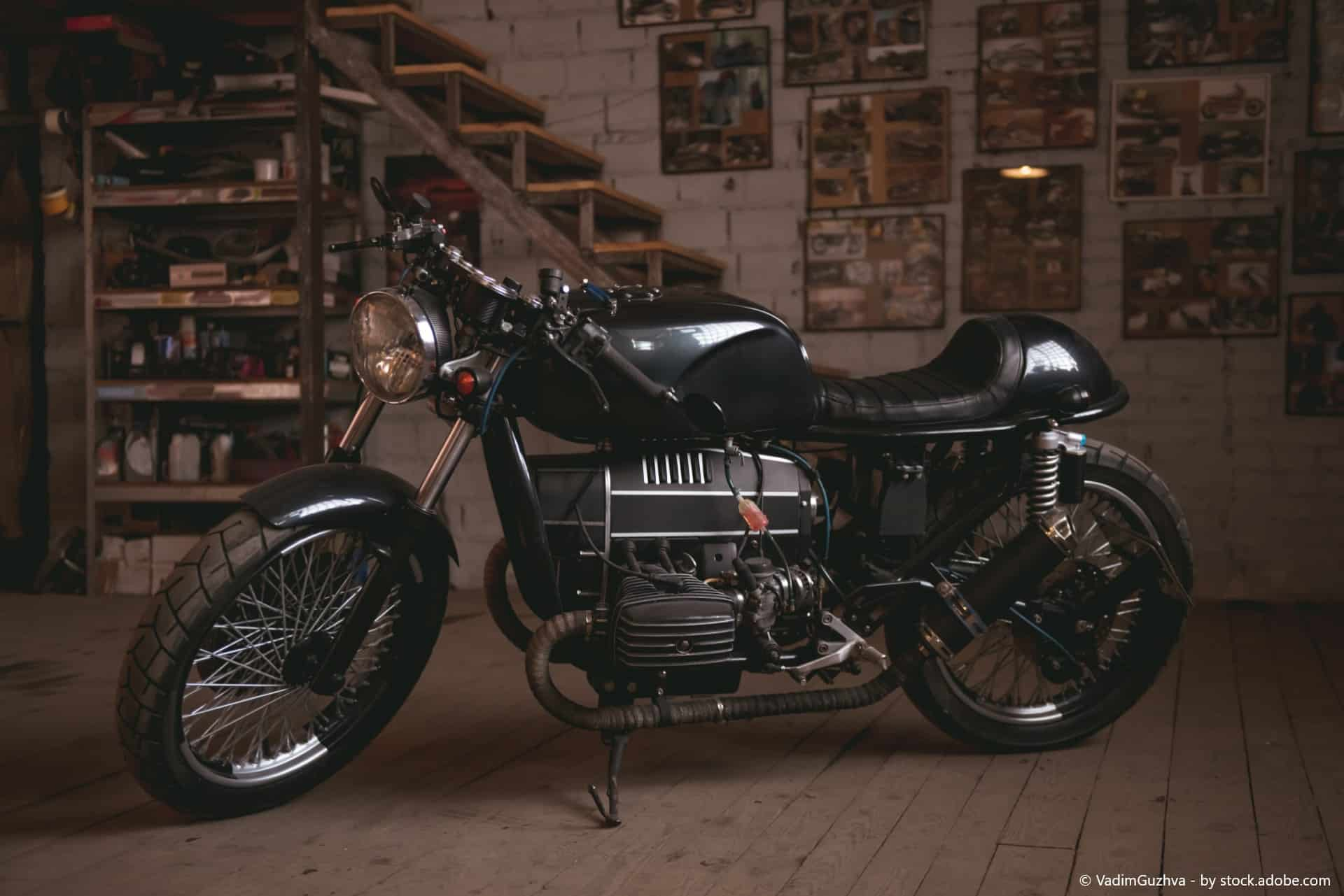 motorrad einlagern