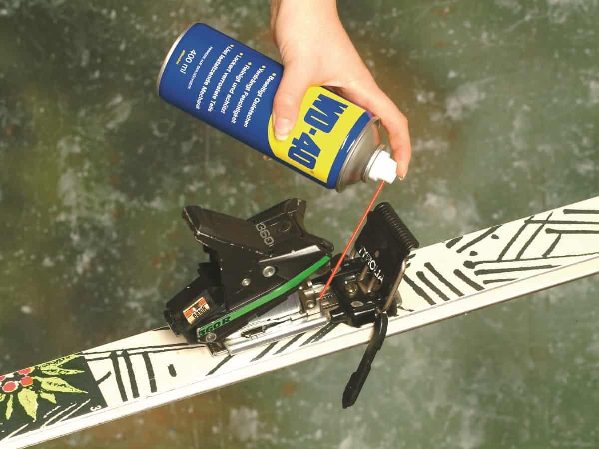 skier schmieren