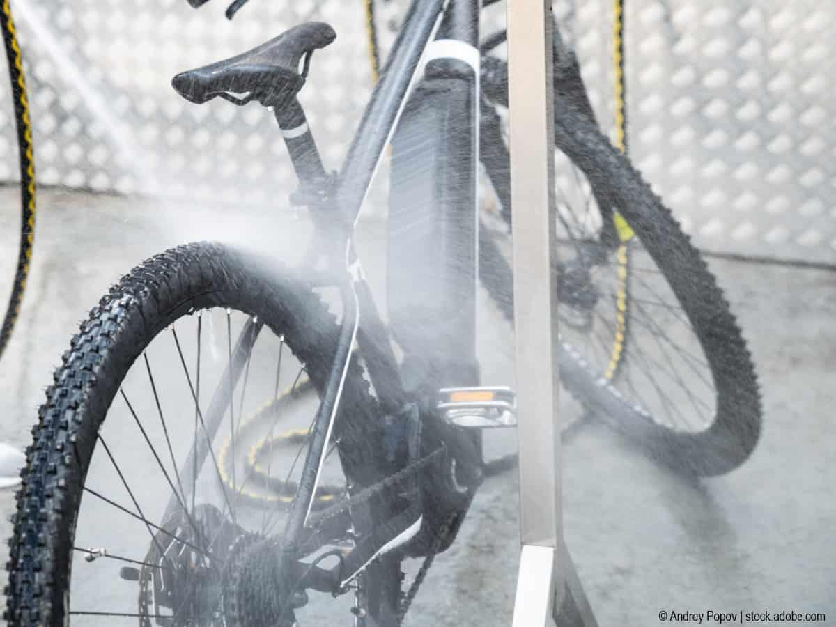 e-bike warten reinigen