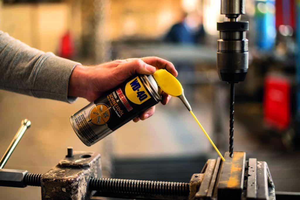 Wofür eignet sich Bohr- und Schneidöl?