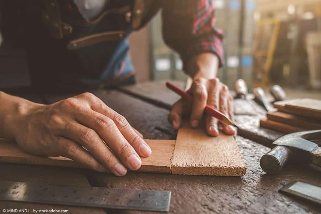 Möbel selbst bauen - Was man beim Heimwerken alles beachten sollte