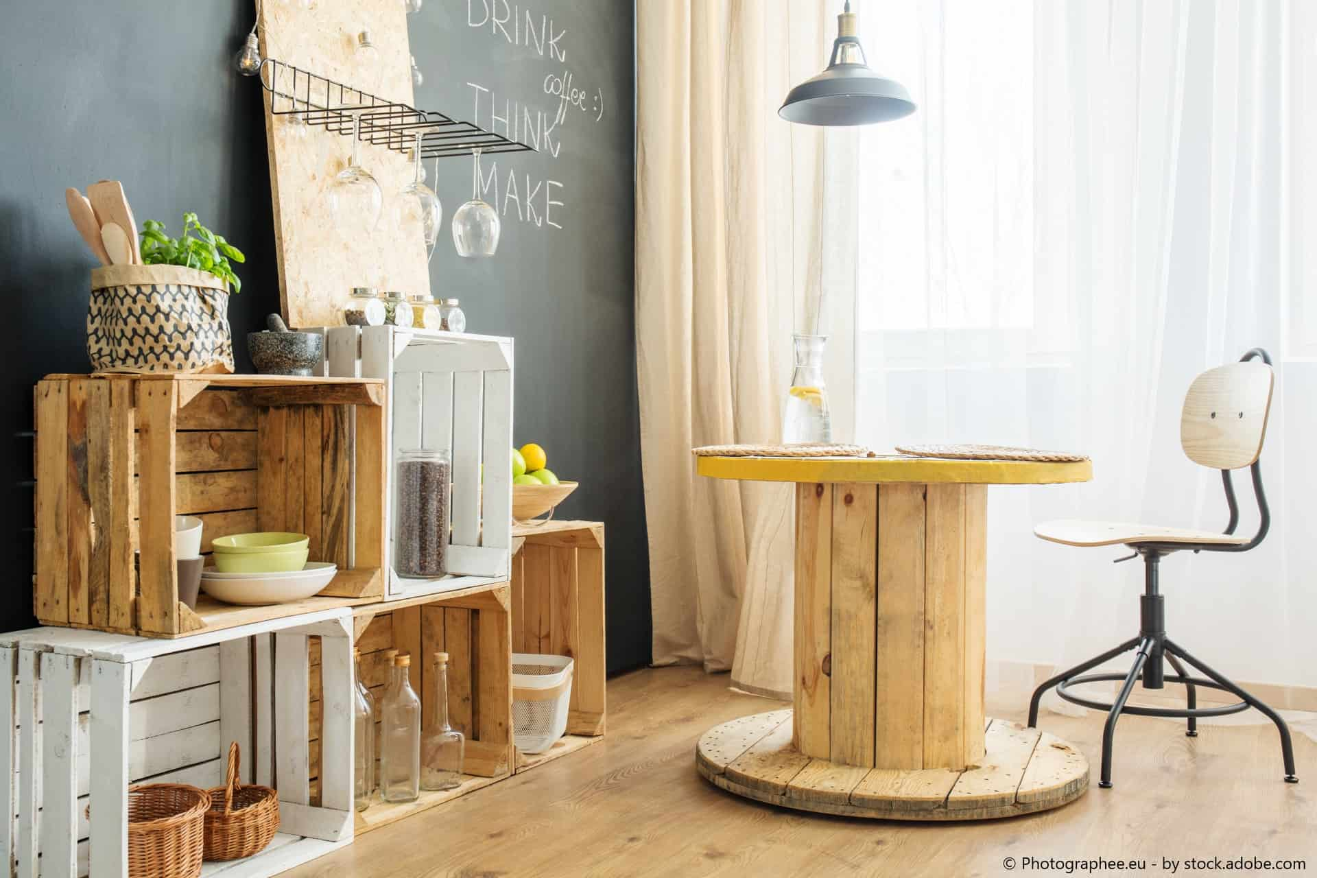 Möbel selbst bauen