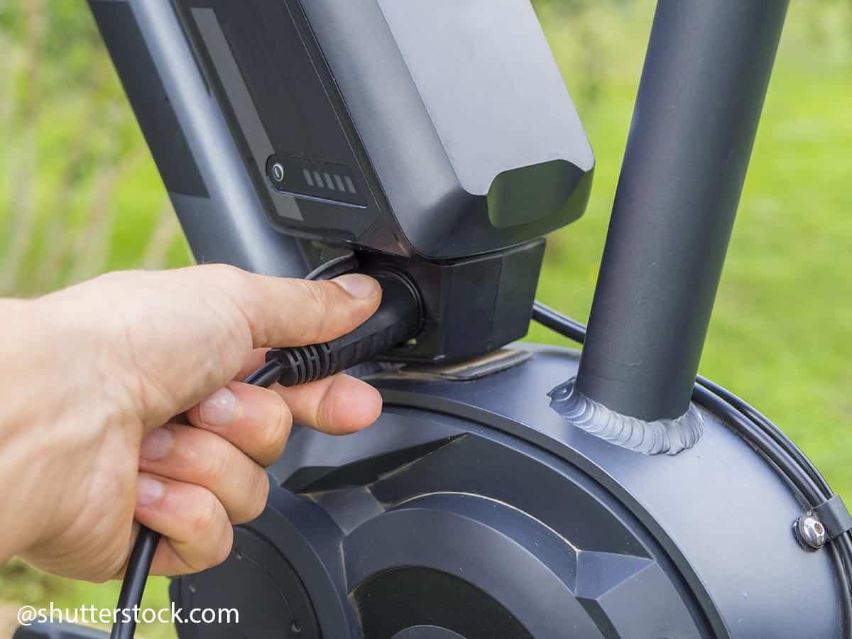 E-Bike Akku nach dem warten richtig lagern