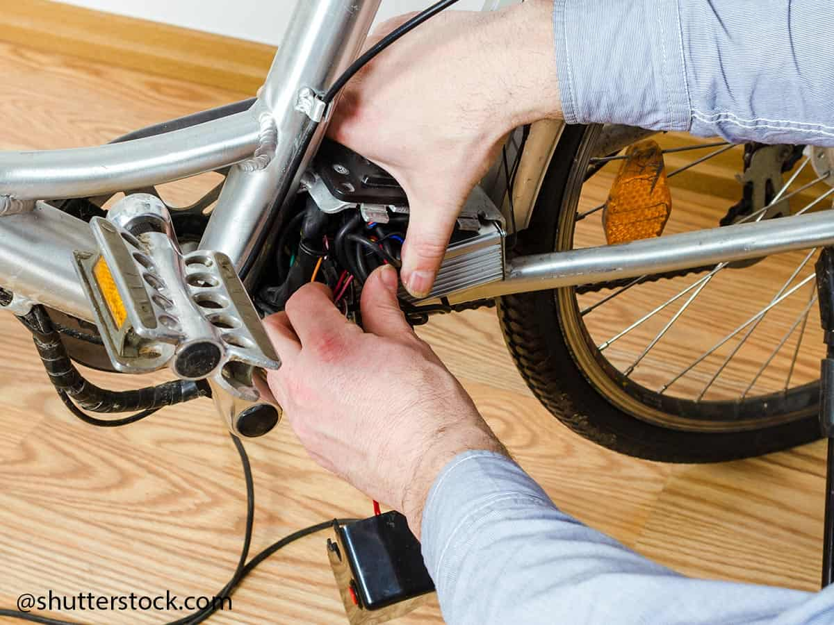 E-Bike Akku warten und reinigen