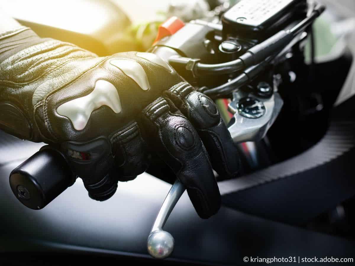 Die Bremsen testen