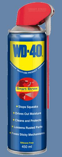 Tι είναι το WD-40?