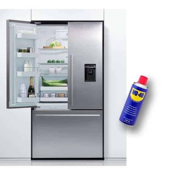 καθαρισμός ψυγείου