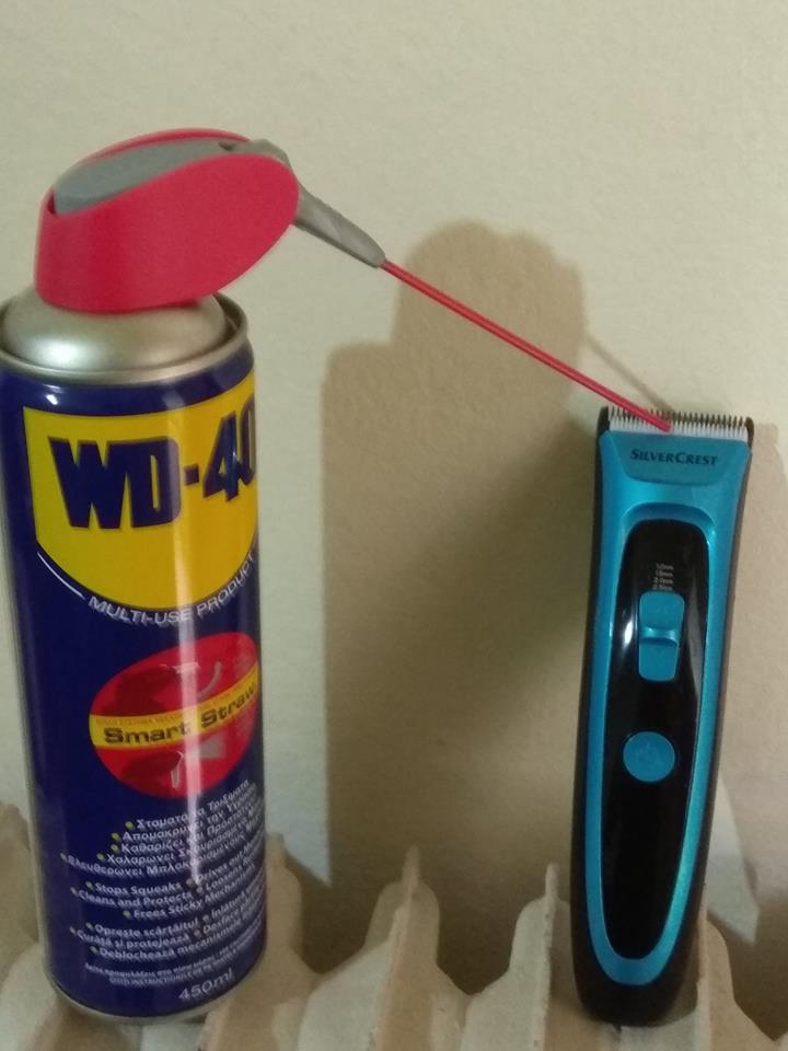 Περίεργες χρήσεις του WD40