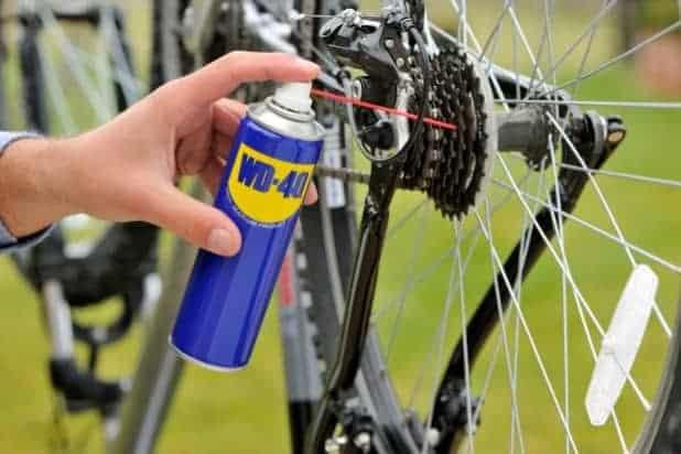συντήρηση ποδηλάτου