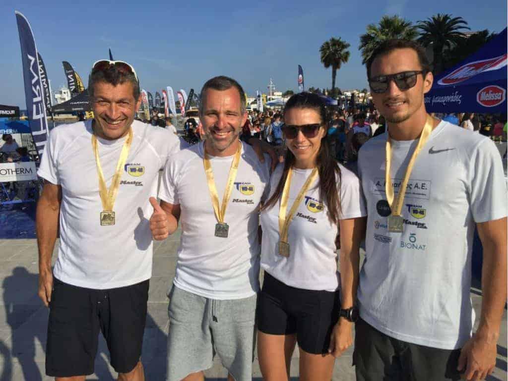 athlete team