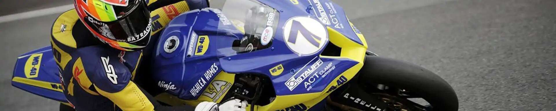 motorbike banner